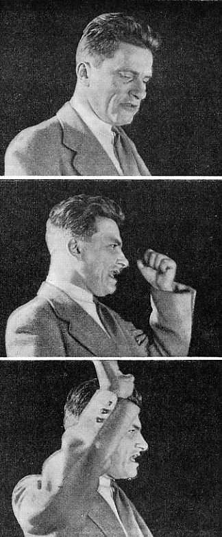 mayakovsky in action